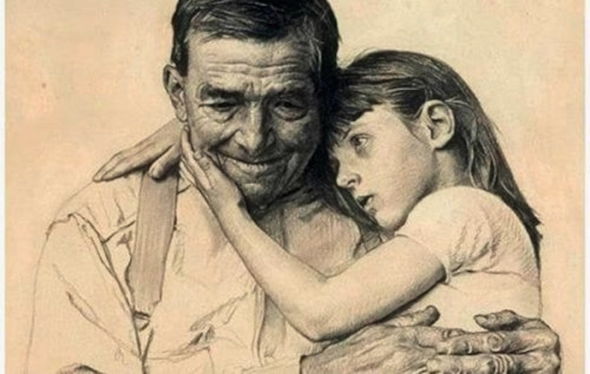 Los Abuelos Nunca Mueren, Se Vuelven Invisibles